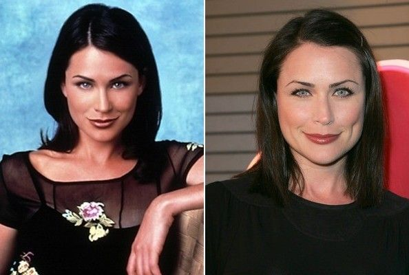 Rena Sofer - Where Are They Now - 'Melrose Place' - Photos