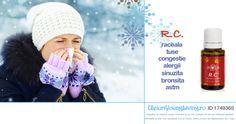 Respira mai usor cu Uleiul Esential R.C. - Uleiuri Esentiale Young Living