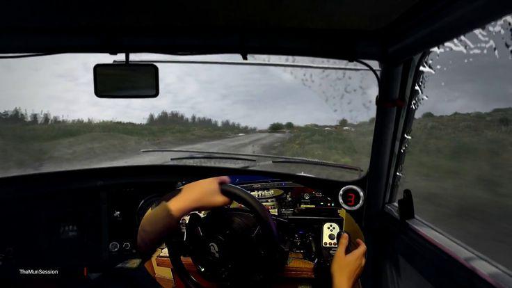 DiRT Rally Simulator MINI Cooper S 100cv Action Cam Prueba 3 Scratch Bidno Moorland Invertido Gales Racing Wheel : Thrustmaster T500RS  Shift TH8R  El Mini es un pequeño automóvil del segmento A producido por la British Motor Company y sus empresas sucesoras entre los años 1959 y 2000. Este automóvil el más popular de los fabricados en Gran Bretaña fue entonces remplazado por el nuevo MINI lanzado en 2001. El original está considerado como un icono de los años 1960 y su distribución…