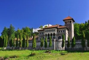 Cantacuzio Castle, Busteni, Romania