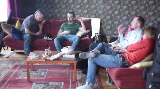 Новое видео из Ебурга: «Курара» - «Солнечные дни»