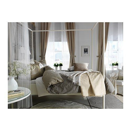 Malou duvet cover and pillowsham s light brown duvet - Ikea housse de couette ...
