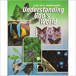 Abeka Understanding God's World 4th Grade Science Curriculum 6 Book Set GOOD!