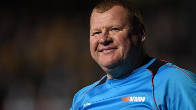 The resignation of pie-eating goalkeeper Wayne Shaw following Sutton United's FA Cup heroics is devastating, says manager Paul Doswell.