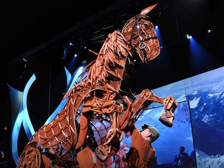 10 best TED talks for kids  http://www.ted.com/playlists/86/for_kids.html#  Handspring Puppet Co.: The genius puppetry behind War Horse via TED