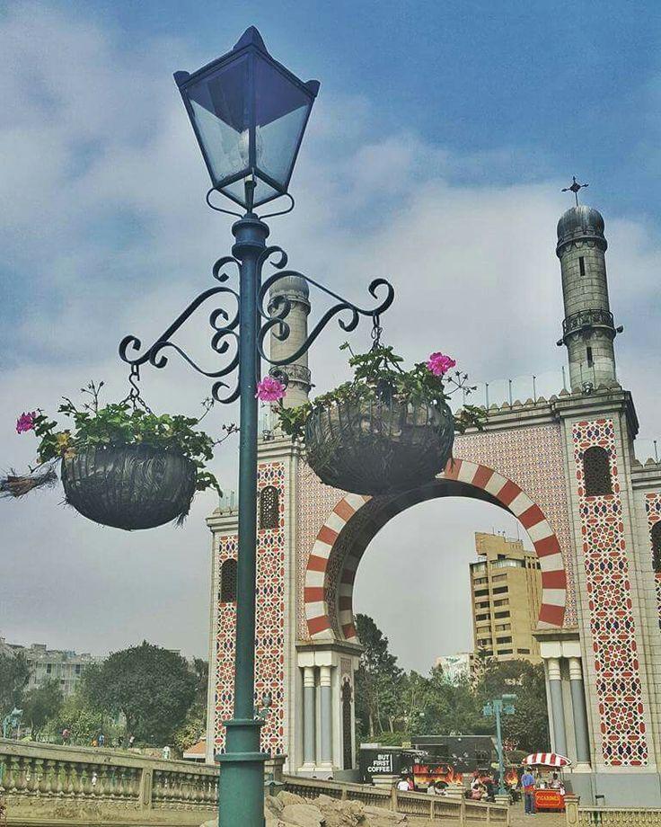 Parque de La Amistad, #Surco. (#Lima, #Perú)  #Fotografía #Photo #Paisajes #Momentos #UnaImagenValeMas #Fotodiario
