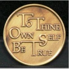 """""""To Thine Own Self Be True"""""""