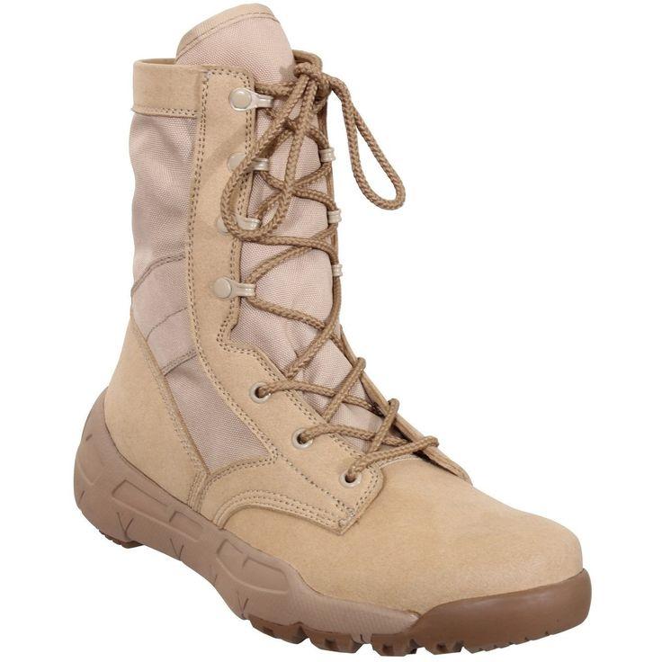 Rothco V-Max Lightweight Tactical Boot - Rothco
