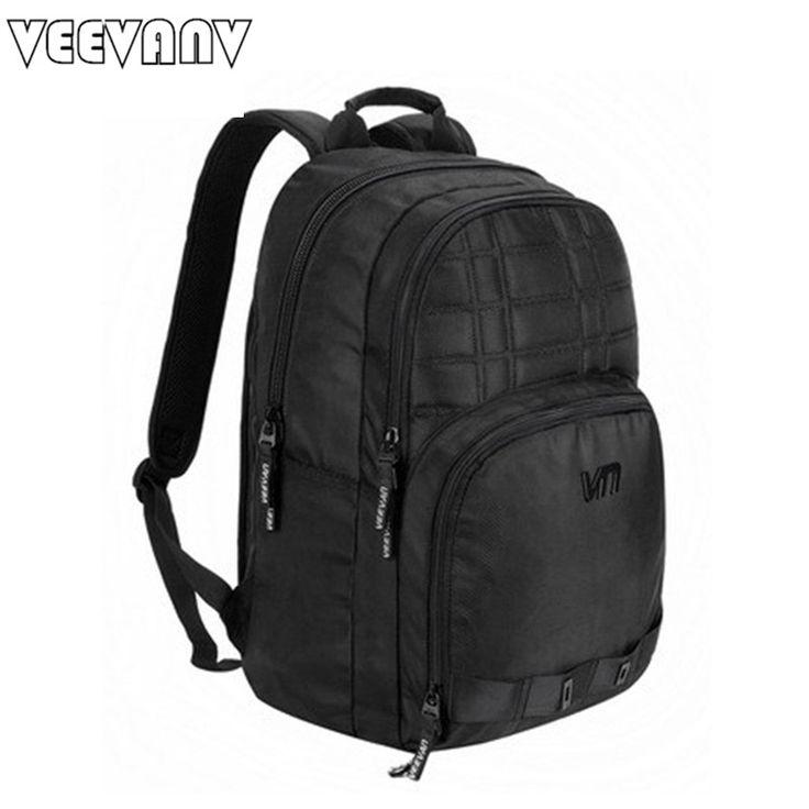 34.88$  Watch now - http://ali321.shopchina.info/go.php?t=1692419560 - VEEVANV Fashion Business Men's Backpack Women Backpack Multifunction Black Laptop Backpack  Female Large Travel Bag Shoulder Bag 34.88$ #aliexpressideas