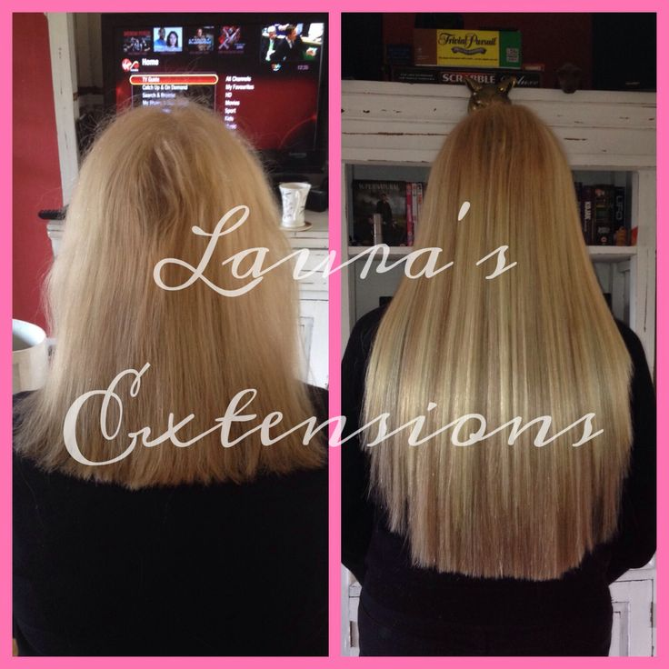 Hair Extensions❤️