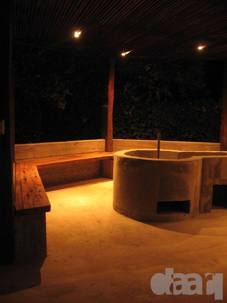 quincho la dehesa #arquitectura #muebles #construcción #interiorismo #diseño #daarq #quincho