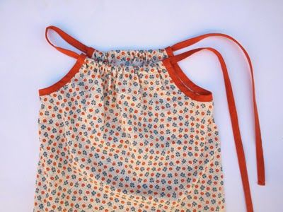 All My Happy Endings: DIY PILLOW CASE DRESS
