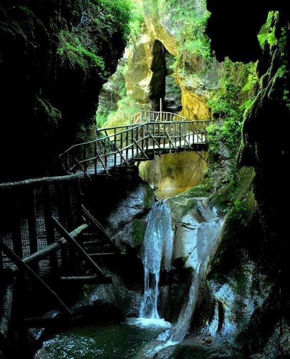 Grotte del Caglieron - Fregona - provincia di Treviso