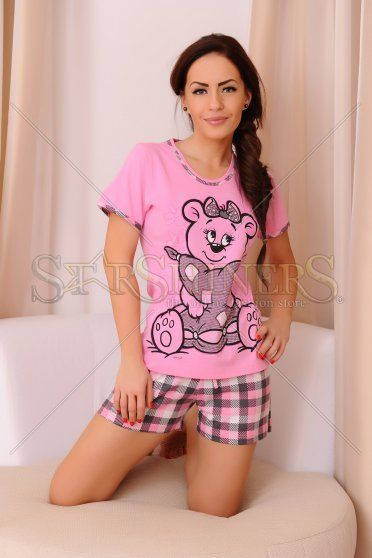 Pijama Innocent Bear Pink