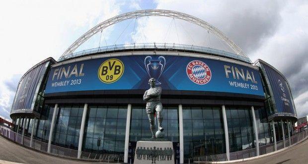 Şampiyonların Finali: B.Dortmund & B.Münih