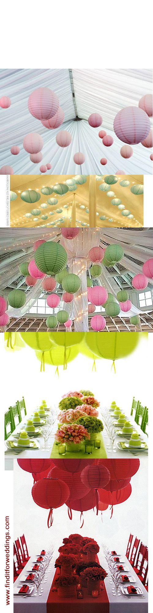 cheap #DIY #wedding decorations that look great