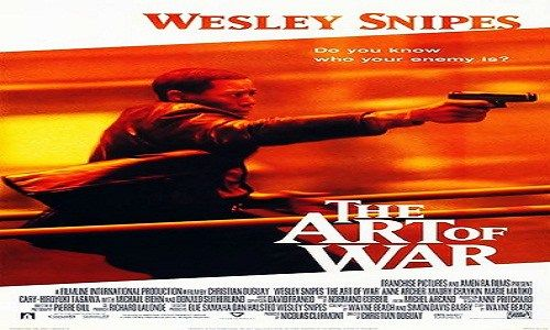 Nonton Film The Art of War (2000) | Nonton Film Gratis