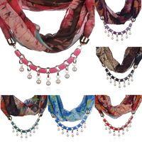Fashion New 2015 Pearl Necklace Pendant Women Jewelry Warm ...