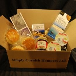 Cornish Cream Tea By Post