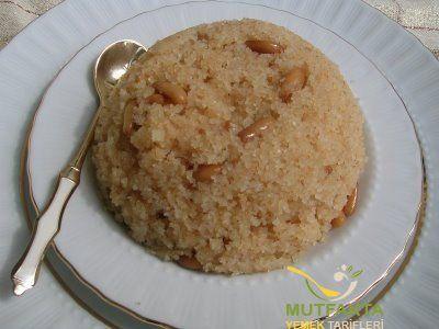 Sütlü İrmik Helvası Tarifi | Mutfakta Yemek Tarifleri