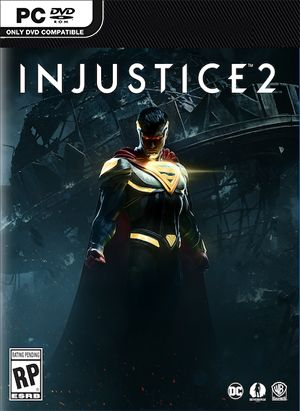 injustice 2 CPY crack