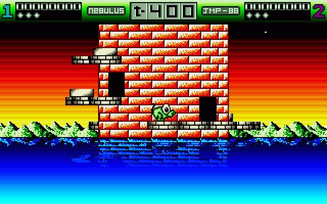 Nebulus (Commodore Amiga)