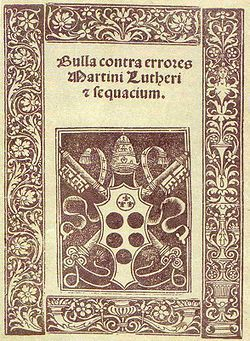 Pope Leo X - Wikipedia, the free encyclopedia