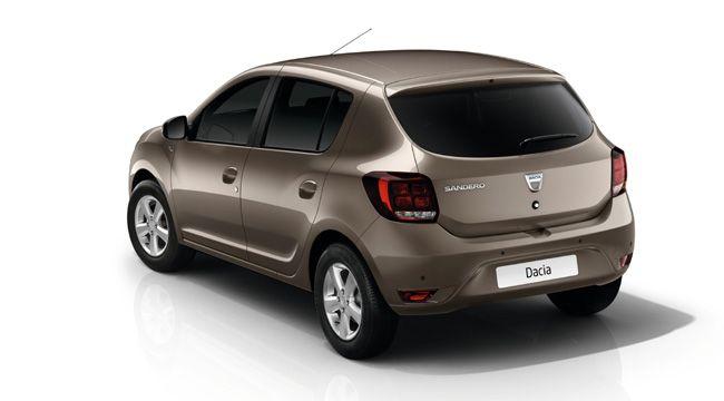 Neuer Sandero – Dacia Österreich