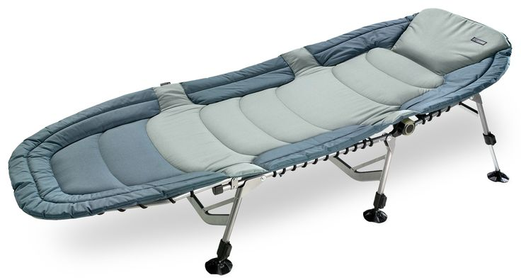 gotta get one of these for next trip. so much more comfy than standard cots.