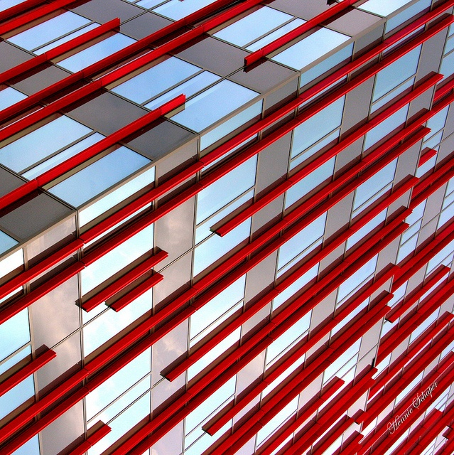 Almere tower abstraction, via Flickr.