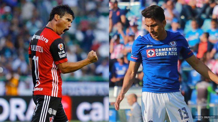 Cara a cara Cruz Azul vs Atlas - Futbol Total