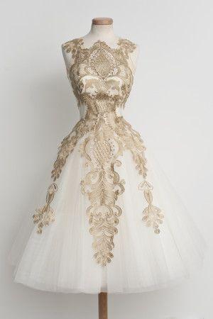Possible rehearsal dinner/reception dress #wedding #mybigday