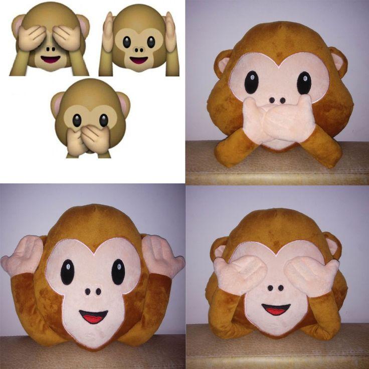 Hervorragend Les 25 meilleures idées de la catégorie Emoji singe sur Pinterest  RN44