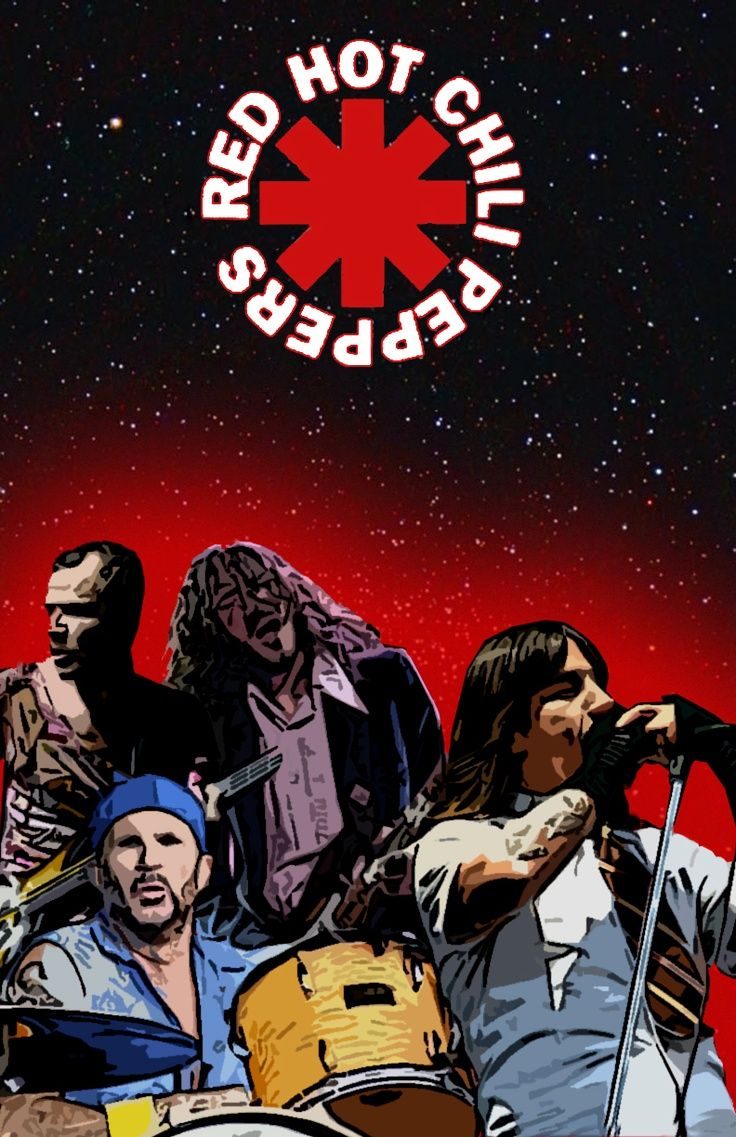 Red Hot Wallpapers 1920×1080 Red Hot Chili Peppers Desktop ...