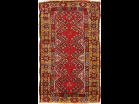 Anatolia XIX secolo, Tappeti turchi antichi