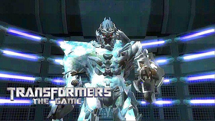 ЗАМОРОЖЕННЫЙ МЕГАТРОН - Transformers: The Game # 5
