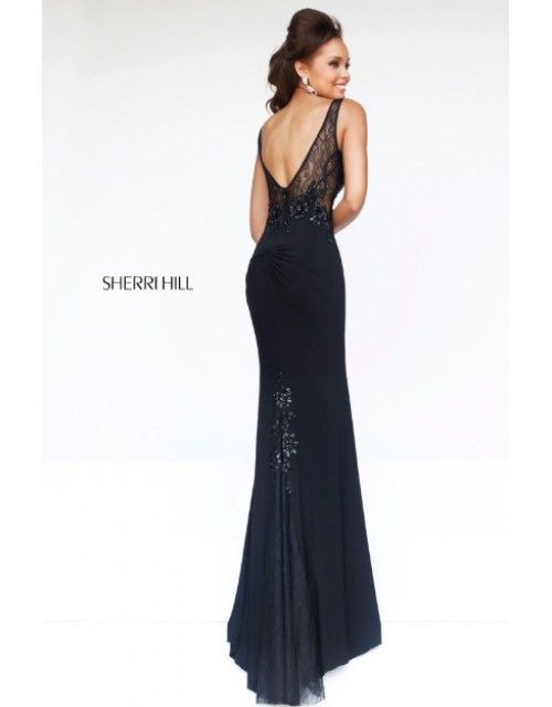 24 best Sherri Hill Sleeved Dresses images on Pinterest ...