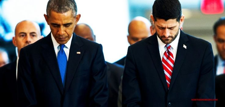 Paul Ryan Partners With Barack Obama To Betray America With 'Fundamental Transformation' Spending Bill