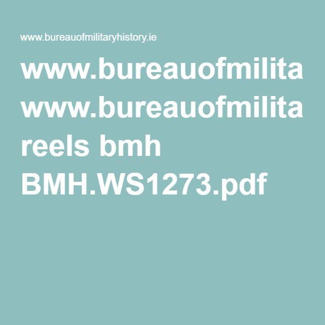 www.bureauofmilitaryhistory.ie reels bmh BMH.WS1273.pdf