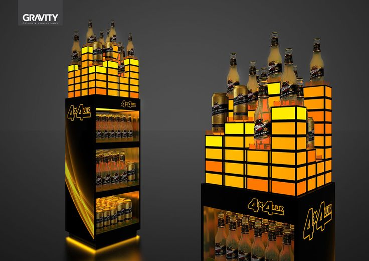 Miller Equalizer Display on Behance