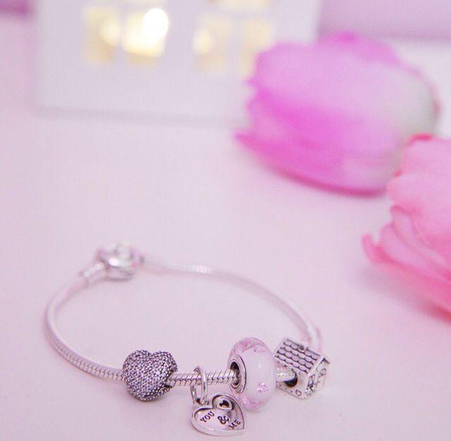 Such A Cute Pandora Bracelet Pandora 2015 Valentines Day