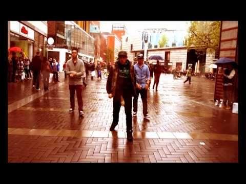Trey Songz - Heart Attack Choreography by Minh Tran
