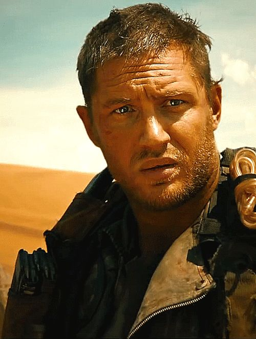 Tom Hardy - Mad Max. Just because. :)