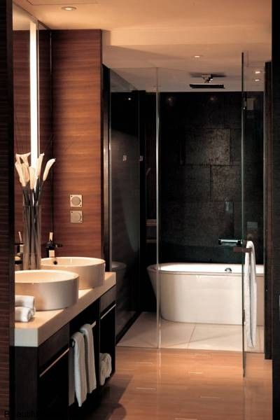 the langham xintiandi shanghai china hotel bathroom designhotel - Hotel Bathroom Design