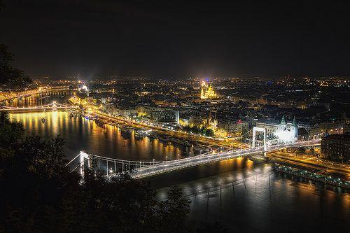 Budapest, Hungary Budapest at Night (by TheFella)