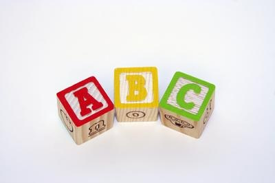 """Photo used on livestrong.com for their article """"ABC Learning Games for Kids"""""""
