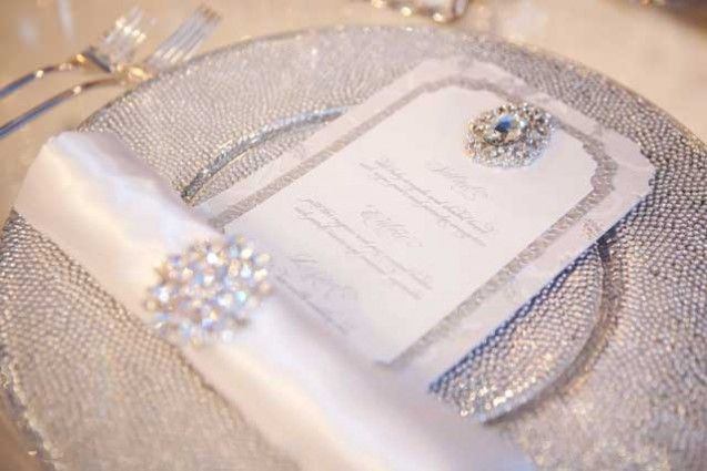 67 Best Images About Napkin Rings Menu Cards On: 216 Best Images About Bling Wedding On Pinterest