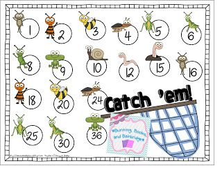 Multiplication Game Freebie... up to 6x6!