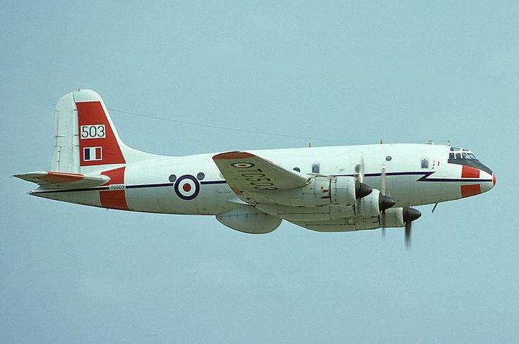 Handley Page HP-67 Hastings T5, UK - Air Force AN0909783.jpg
