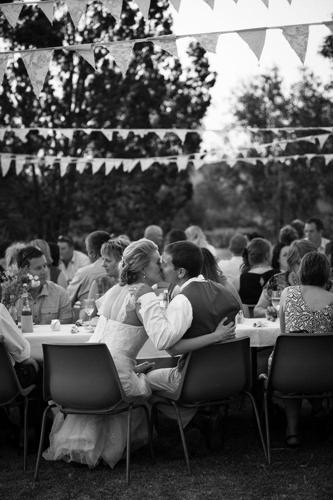 Outdoor wedding bunting reception - Horsham | Halls Gap | Hamilton | Grampians | Daylesford | Victoria | Wimmera | Australia | Country | Wedding Thea Jane Photography Photographer